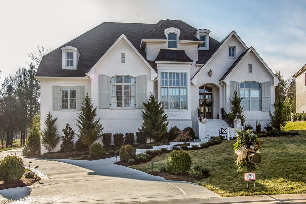 Custom home builder arrington tn franklin tn kings for Home builders in tennessee