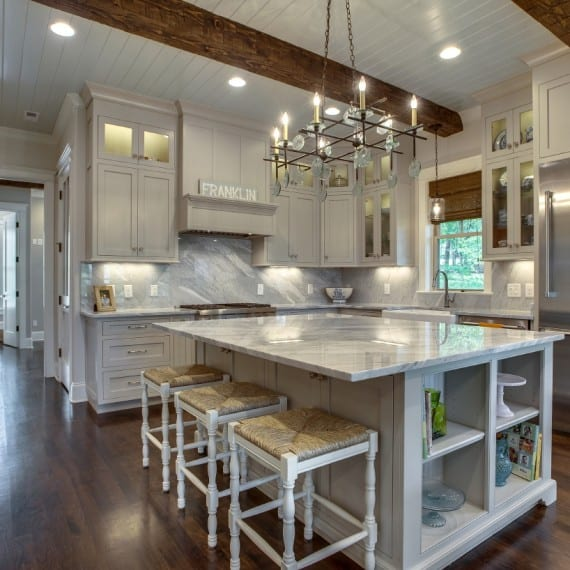 Kitchen, home builder in Franklin, TN, Brentwood, Arrington and Thompson Station, new homes, new construction for custom home design and custom homes.