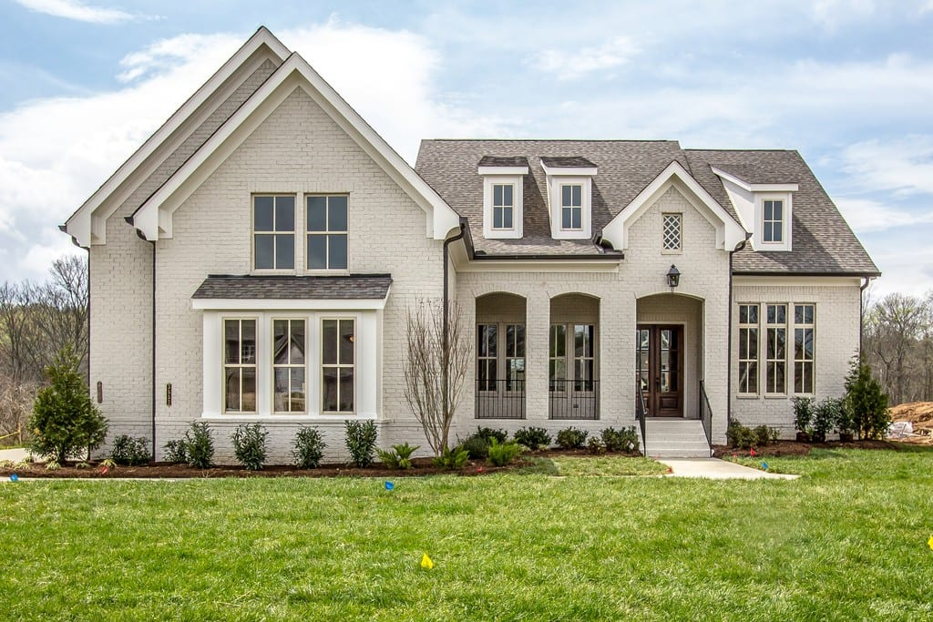 custom home builder thompson station tn bridgemore village