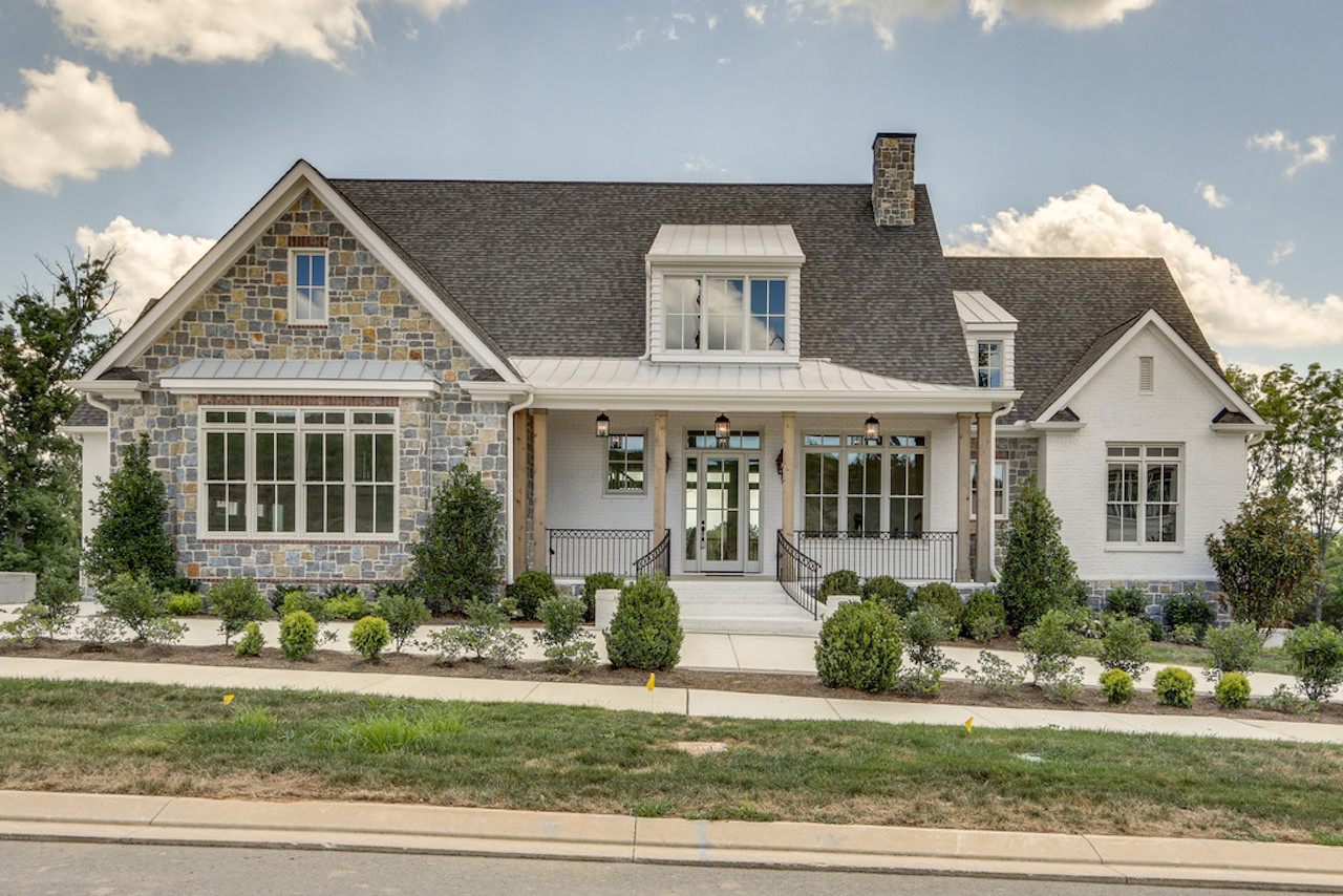 Beautiful home from new construction in Franklin TN