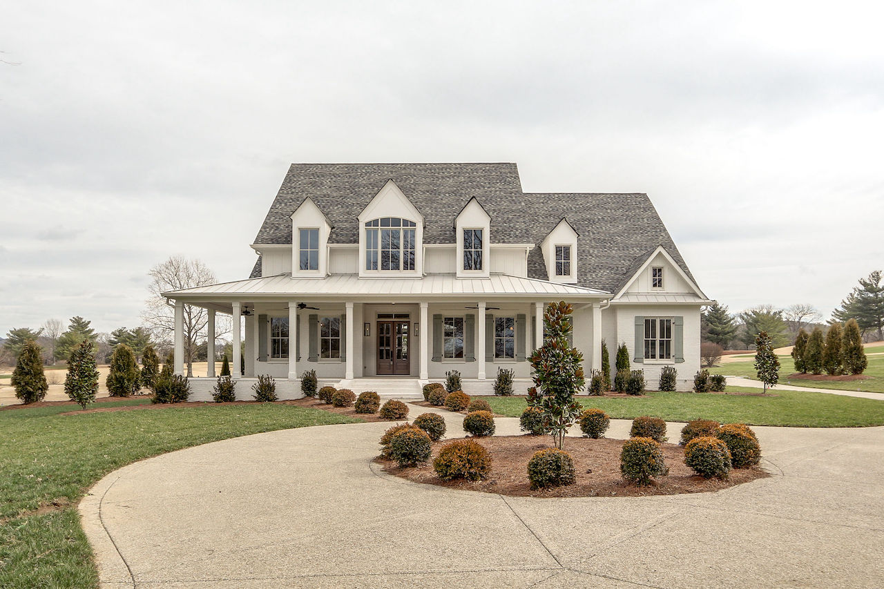 new homes in franklin tennessee for the trinity community