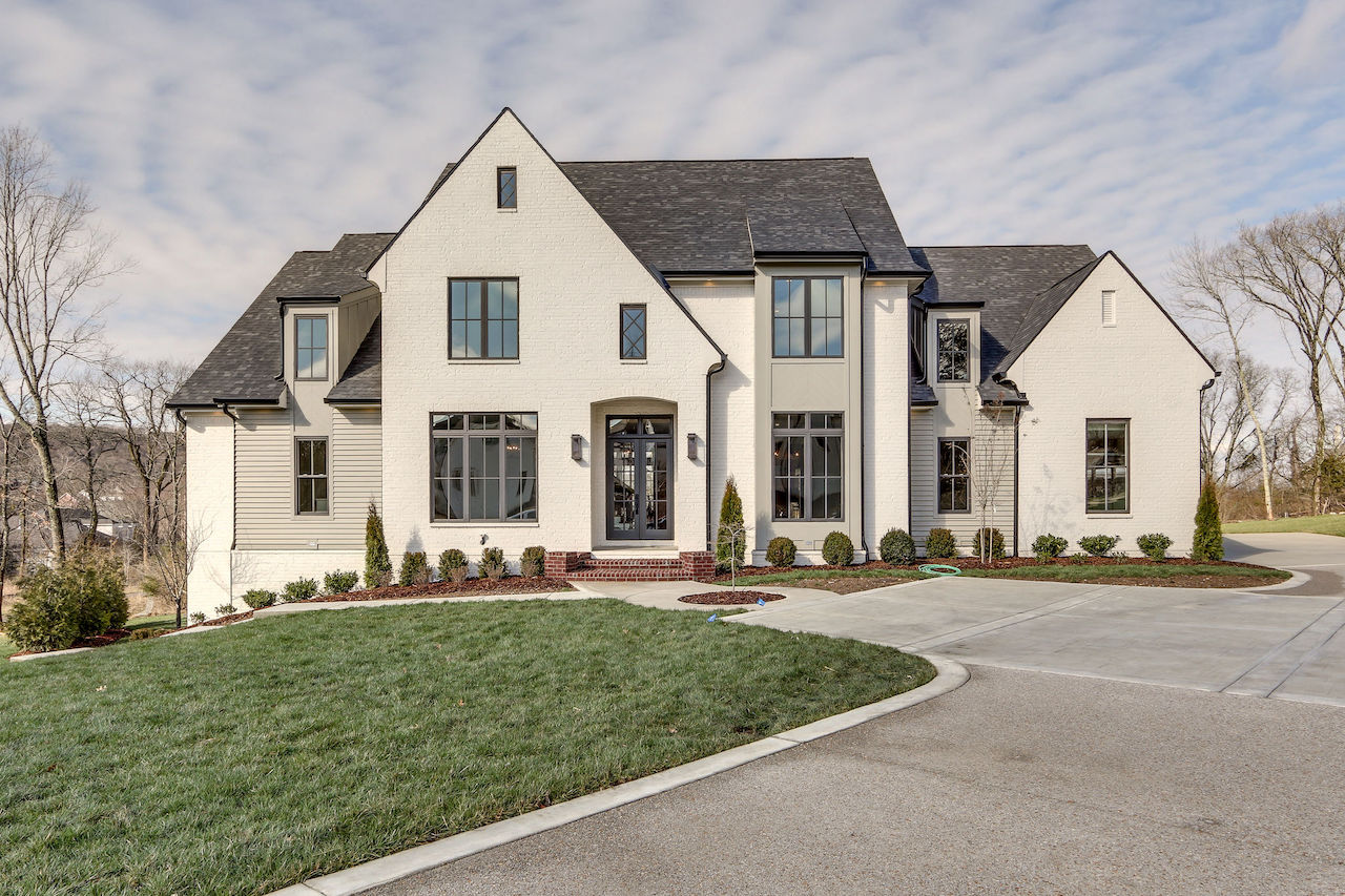 new construction in franklin tennessee for the trinity community