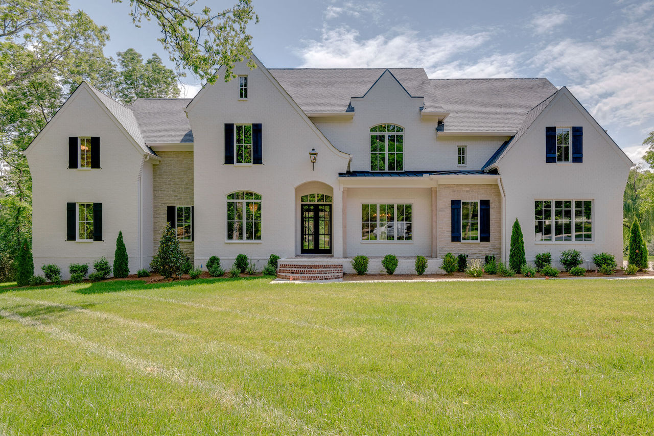 a new home in franklin tennessee for the trinity community