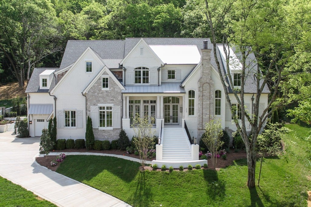 Custom homes home design, new construction, new homes home builder in Franklin, TN, Brentwood, Thompson Station and Arrington, TN – TVH.