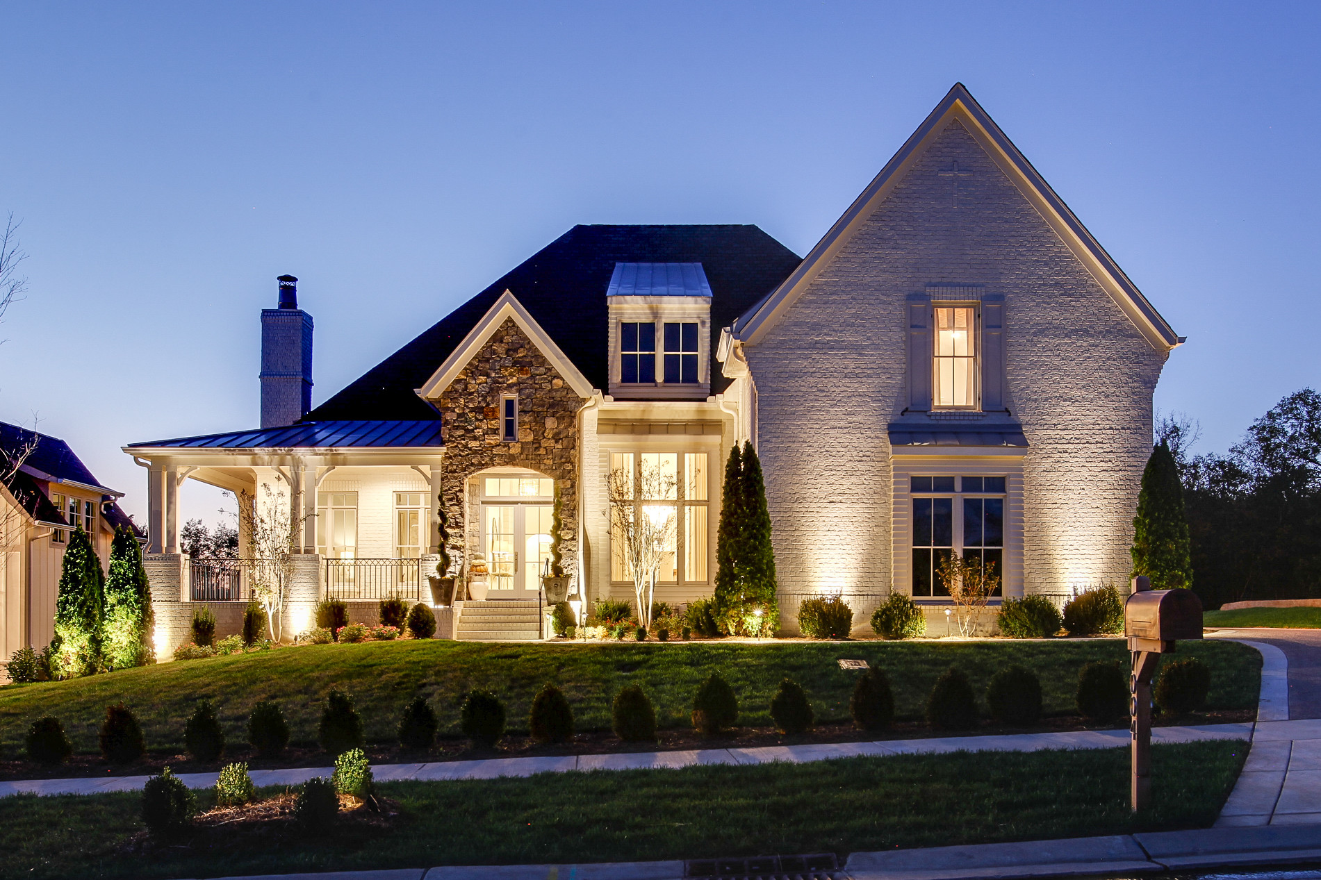Custom homes Brentwood, TN, custom home design in Franklin and Arrington, home builder of new homes, new construction – custom home builder.